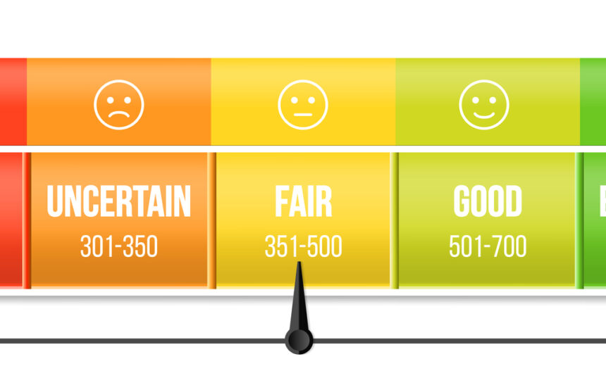Different Credit Scores and their Importance for Loans